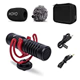 Best Movo Dslr Microphones - Movo VXR10-PRO External Video Microphone for Camera Review