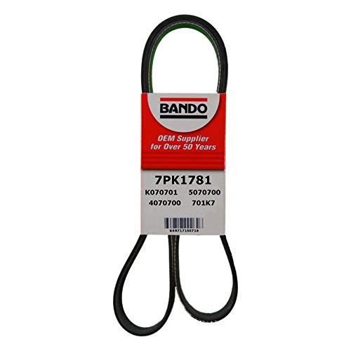 Bando 7PK1781 Belts
