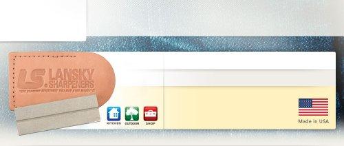 Lansky LS09450, Affilacoltelli Unisex – Adulto, Multicolore, Taglia Unica