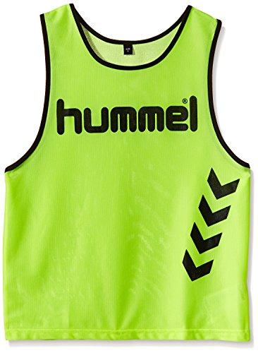 Hummel Kinder Leibchen FUNDAMENTAL Training BIB, Neon Yellow, S