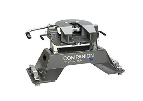 B and W RVK3300 Companion 5th Wheel for Ford Puck