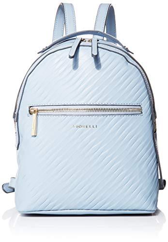 Fiorelli Damen Anouk Backpack Rucksack, Sky Twisted Emboss, Einheitsgröße EU