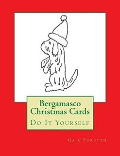 Bergamasco Christmas Cards: Do It Yourself