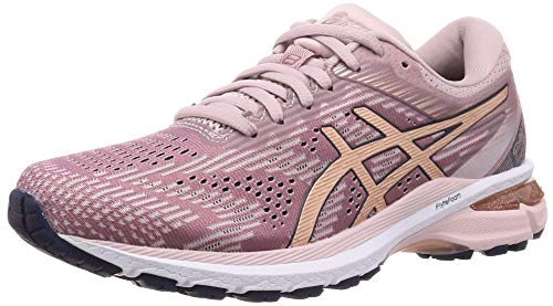 ASICS Gt-2000 8, Running Shoe para Mujer - Watershed Rose/Rose Gold - 38 EU