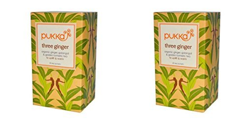 Drie Ginger Thee 20bag