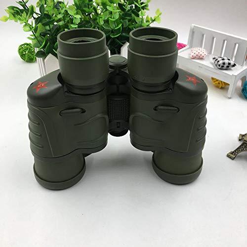 TZX 50x50 nonante-Neuf Jumelles Vert de l'armée de télescope d'observation Optique HD, Observation des Oiseaux, Sports de Plein air