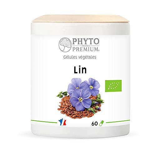 PHYTOPREMIUM Bio Cap Huil Lin 270 mg