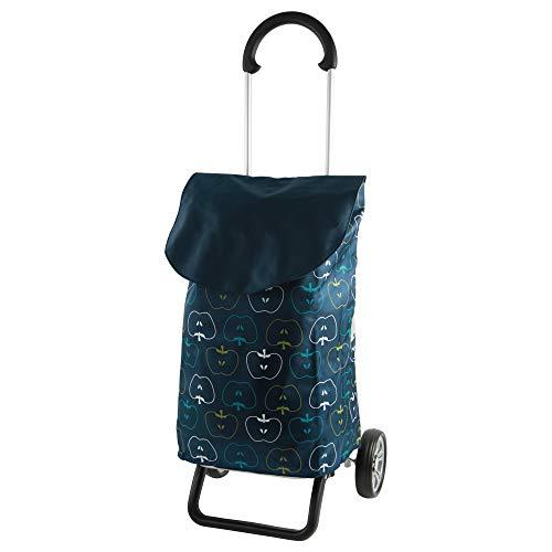 Original Andersen Scala Shopper Plus mit Tasche Hava blau