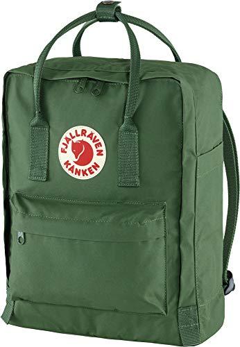 FJÄLLRÄVEN Uni Kånken Backpack, Spruce Green, OneSize
