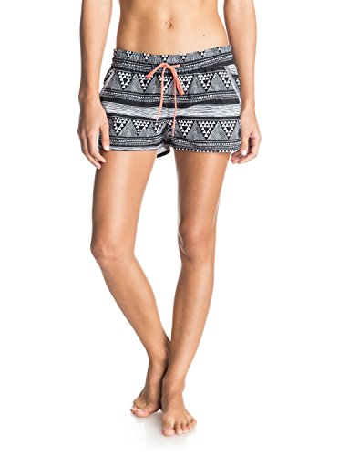Roxy Damen Tidal Wave 2 Board Shorts Badeshorts, Native Geo Combo True Black, L