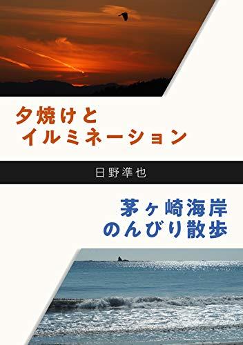夕焼けとイルミネーション / 茅ヶ崎海岸のんびり散歩
