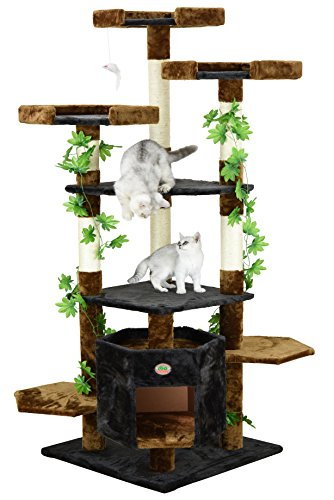 Most Unique Cat Tree for Large Cats