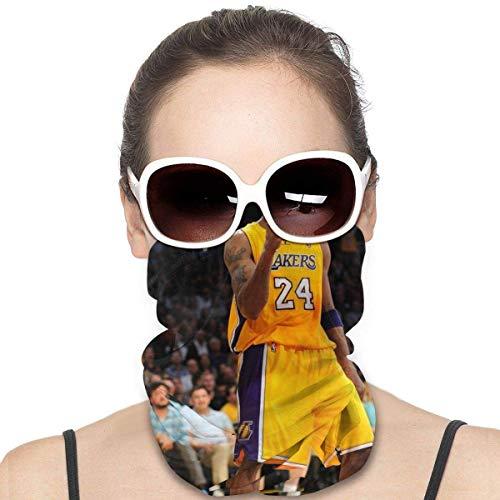 Emonye K-B 8 & 24 Mamba Maske & Schild Gesichtsmaske Schutz für Männer & Frauen Mode Auswahl Kopftuch Sturmhaube für Staub, Outdoor, Sport