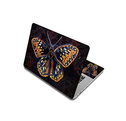 Laptop stickers 15inch for girls notebook skin for 13' 14' 17' women computer stickers-laptop skin 6-17 inch