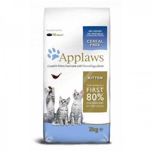 Applaws Katzentrockenfutter Kitten 2 kg, Trockenfutter, Katzenfutter