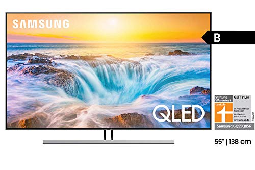 Abbildung Samsung GQ55Q85RGTXZG 138 cm (55 Zoll) Flat QLED TV Q85R (2019)