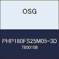 OSG カッター PHP180FS25M05-3D 商品番号 7800108
