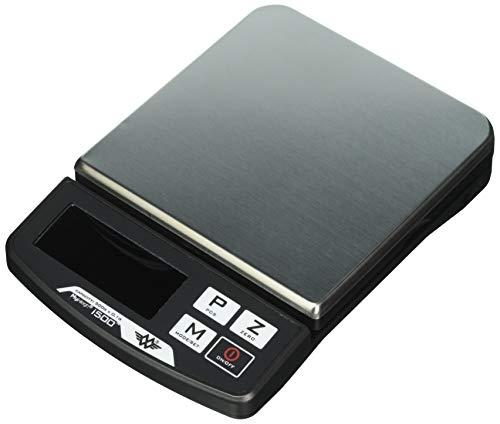My Weigh iBalance i500 SCM500 - Cuenco digital de cocina (500 g x 0,1 g, adaptador de corriente alterna)