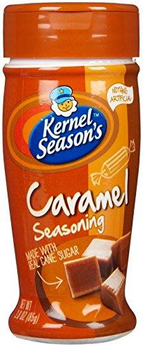 Kernel Seasons - Condimento de Caramelo para Palomitas de maíz (85 g) saborizante para Palomitas de maíz - Cobertura para Palomitas