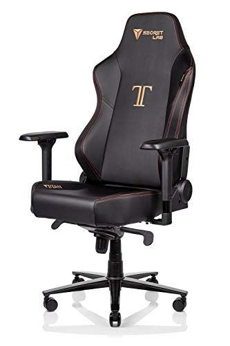Secretlab Titan 2020 Prime PU Leather 2.0 Gaming Chair - Stealth big chair gaming tall