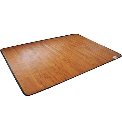 SUWEN Unterteppichheizung,Ferninfrarot-Kieselgel erwärmt Sich,erwärmt Sich schnell,trägt Beständigkeit,trocknet Nicht und kann als Teppich verwendet Werden