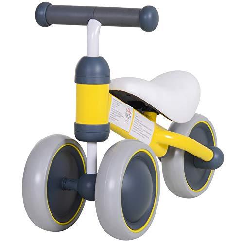 HOMCOM Kids Trike Toddler 3 Wheel Ride-on Bicycle Tricycle Baby Balance...