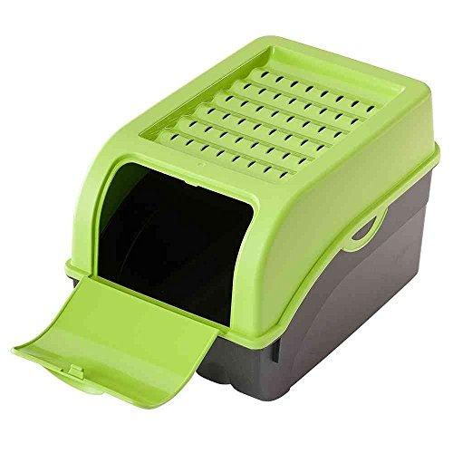 2er Set Kartoffelkiste Kartoffelbox Gemüsebox für ca. 5 kg 29 x 19 x 18,5 cm Kartoffel Gemüse Aufbewahrung Vorratsbox Vorratsdose Kartoffelhorde
