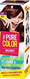 SCHWARZKOPF #PURE COLOR Washout 6.8 Kirsch-Brownie, 1er Pack (1 x 60 ml)