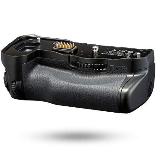 PENTAX バッテリーグリップ D-BG8 ブラック 防塵防滴構造縦位置撮影時のホールド性向上撮影可能枚数が大幅アップ横位置と同様の操作が可能 対応カメラ: PENTAX K-3 Mark III  使用電池 : D-LI90   D-LI90P 37048