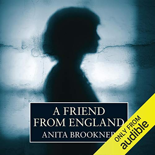 A Friend from England cover art
