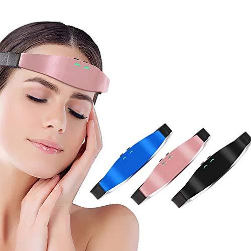 QIYE Kopfmassagegerät, Schlafinstrument, Schlafmittel Instrument, Elektrische Kopfmassagegerät, Linderung von Stress und tiefen Schlaf