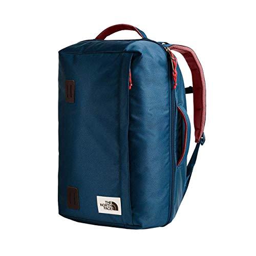 The North Face Travel Duffel Pack zaino da viaggio 49,5 cm, Blu, blu scuro. (Blu) - 0A3KZP-PJ8