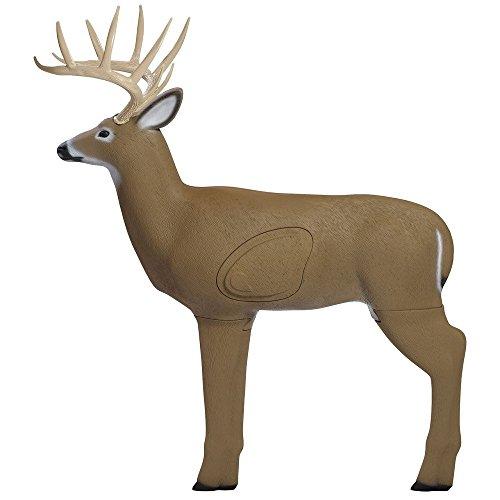 Shooter Buck 3D Deer Archery Target with Replaceable Core, Brown