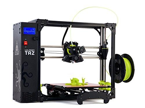 LulzBot TAZ 6 3D Printer | Matter Hackers