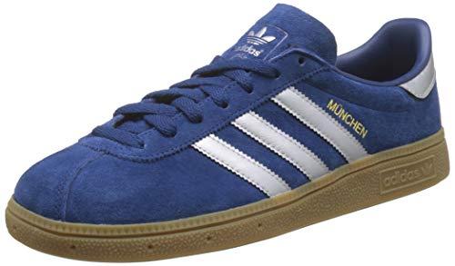 adidas Herren Munchen Fitnessschuhe, Blau (Blue), 44 EU