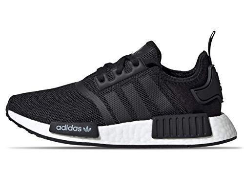 adidas Originals Kinder NMD_R1 Sneaker Schwarz 38