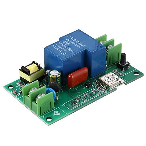 Tamkyo Solo Módulo de Alta Corriente 30A Aplicación Móvil Interruptor Remoto Remoto Wifi / 4G / 3G Hogar Inteligente Sin Control 4335M