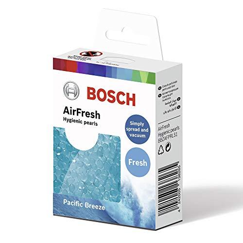 Bosch BBZAFPRLS2 Perles parfumées pour neutraliser Les odeurs désagréables pour Tous Les aspirateurs, Parfum Wild Berries