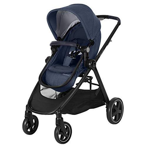 Bébé Confort ZELIA 'Nomad Grey' - Cochecito de nacimiento hasta los 3,5 años,...