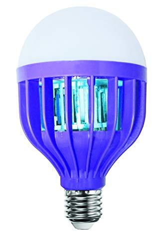 Adir 6026 Mosquito Killer LED con Lampara, 12 W