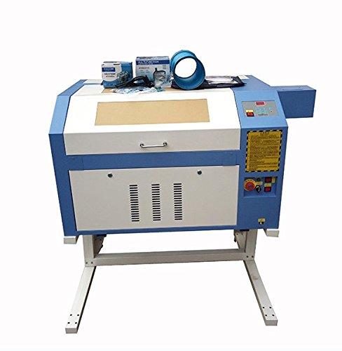 kohstar Laser Engraving 600400 mm 80W 220V/110V Co2 Laser Engraver Cutting Machine DIY Laser Cutter Marking machine, Carving machine