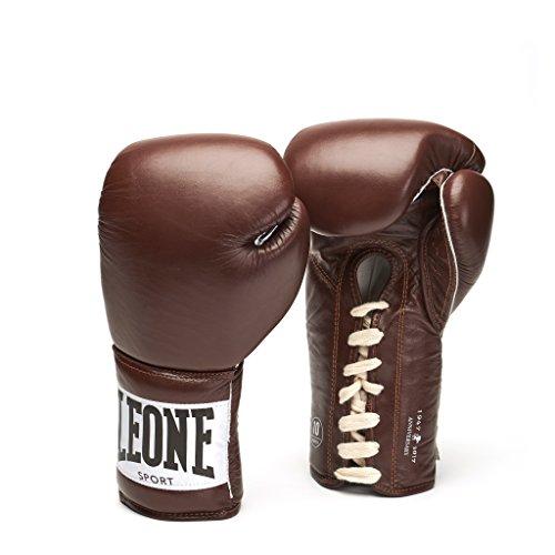 LEONE 1947Anniversary, Boxhandschuhe Boxhandschuhe Unisex Erwachsene 283,495 g braun