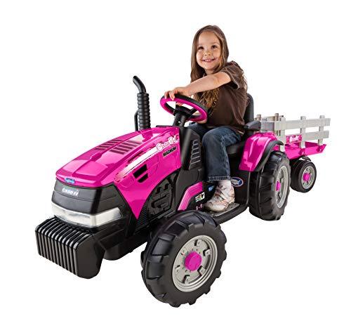 Peg Perego Case IH Magnum Tractor Ride...
