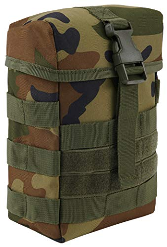 Brandit Molle Pouch Fire Sac Camouflage