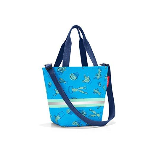 reisenthel shopper XS kids cactus blue Maße: 31 x 21 x 16 cm / Volumen: 4 l