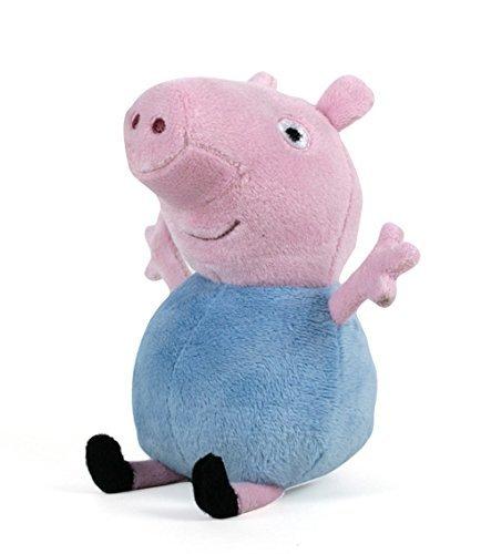 Peppa Pig - George Clásico 42cm Calidad Super Soft - Peluche - Ouast