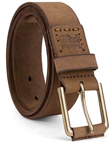 Timberland PRO - Cintura da lavoro per uomo, in pelle, 40 mm - Beige -