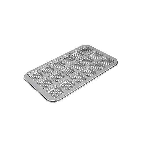 Backblech 661851 we love baking Mini-Waffel, Metall