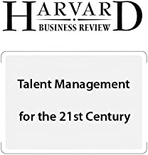 Talent Management for the 21st Century (Harvard Business Review)