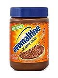 Ovomaltine Crunchy Cream Brotaufstrich - einzigartig knusprige Schoko-Creme ohne Palmöl - süßer Aufstrich...